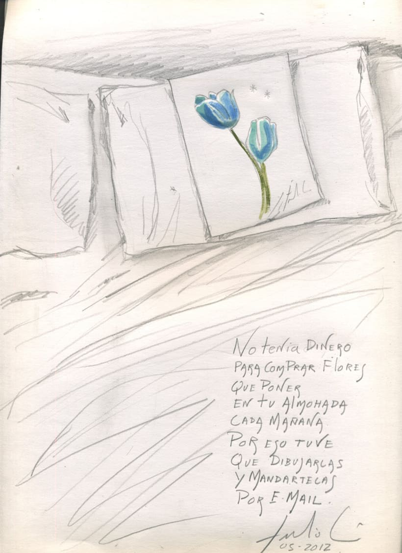 """Pinturemas""...bocetos para un proyecto 35"