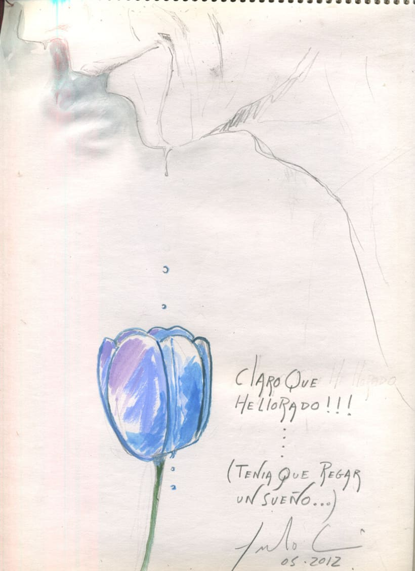 """Pinturemas""...bocetos para un proyecto 36"