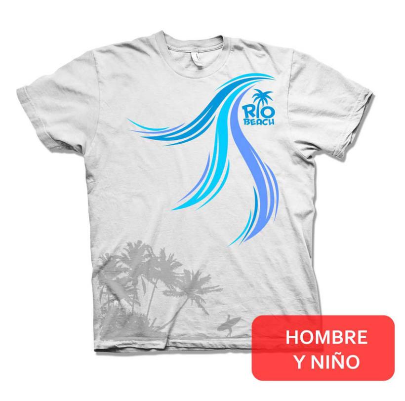TEES RIO BEACH 10