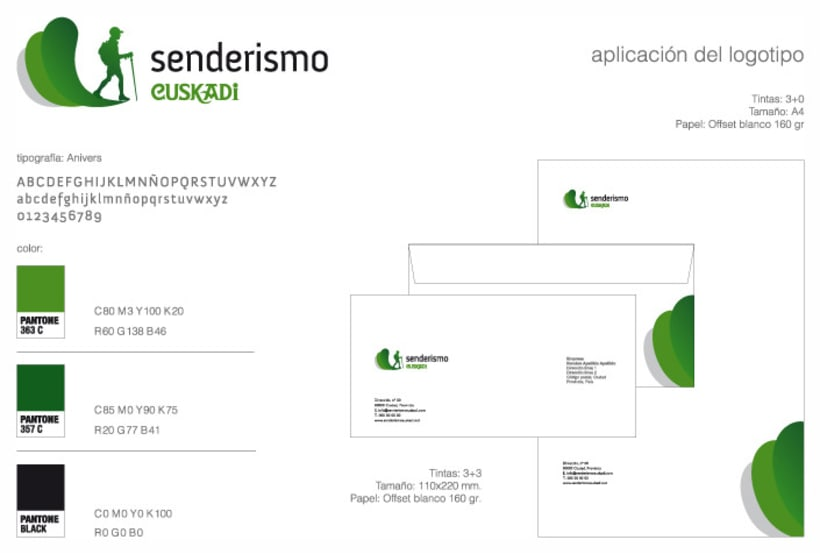 Senderismo Euskadi 2