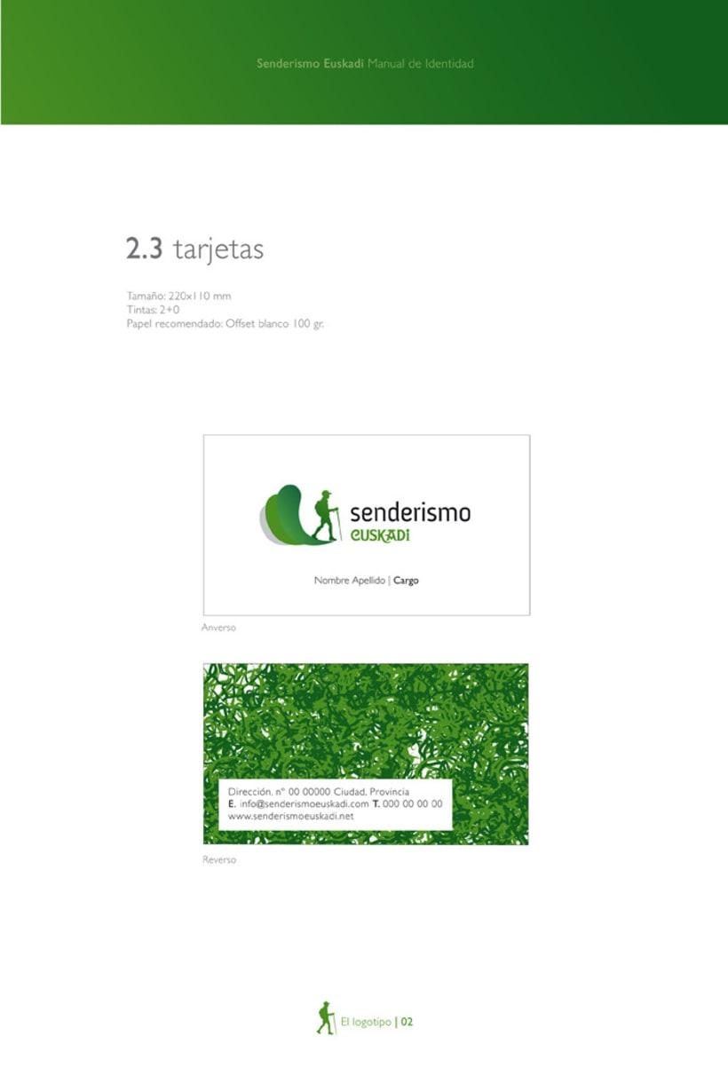 Senderismo Euskadi 3