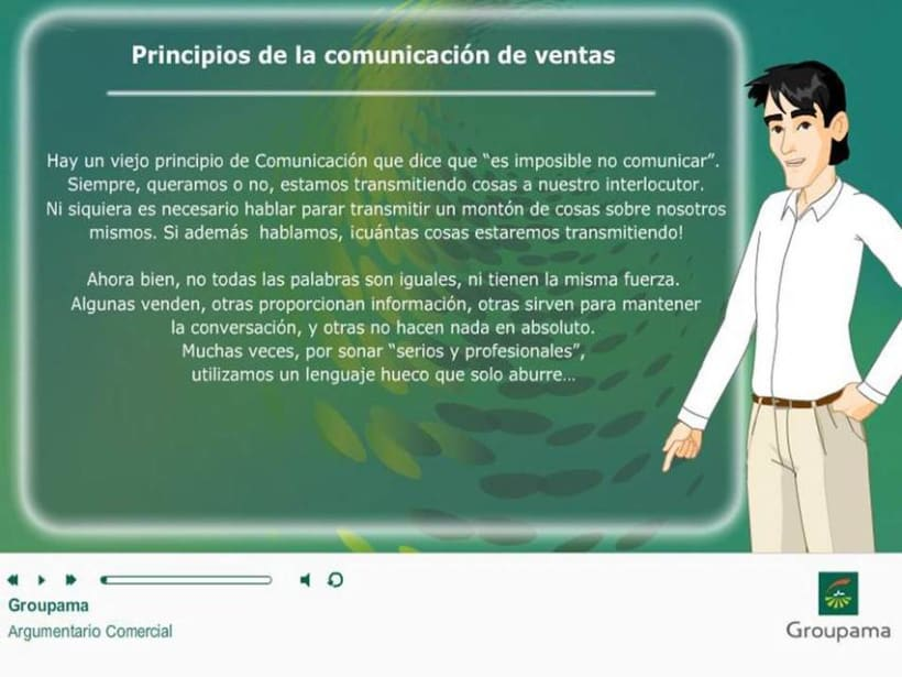 Copy/Guionista E-Learning 7