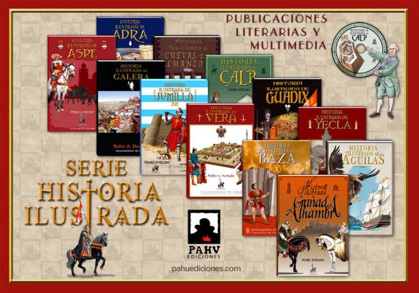 Historia Ilustrada de Granada 1