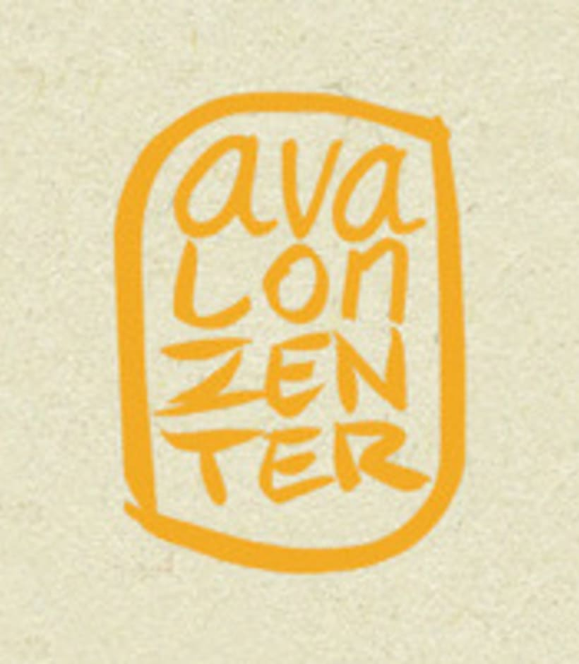 Logo and Web Desing Avalonzenter 4