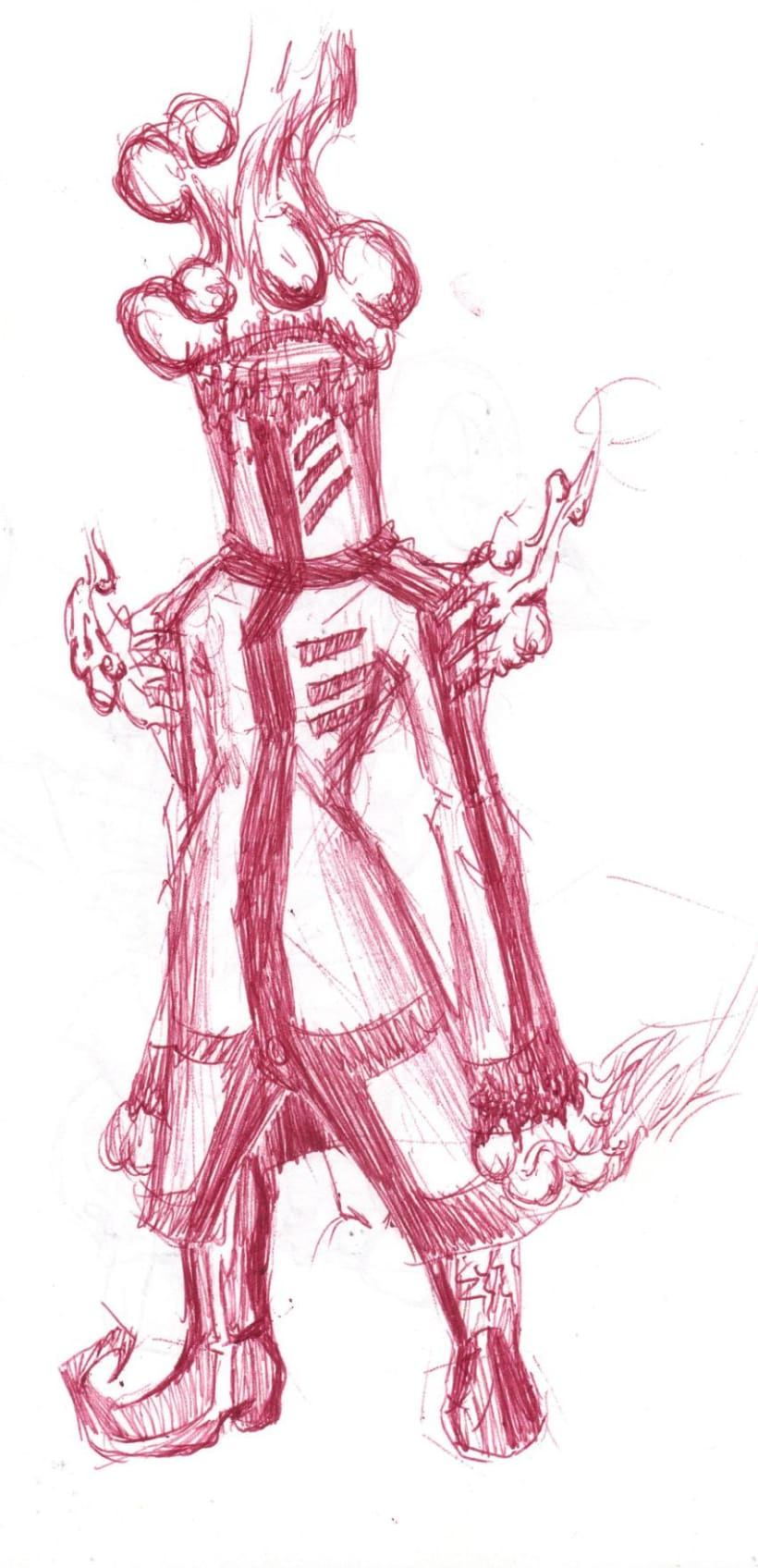 varios dibujos a boli 9