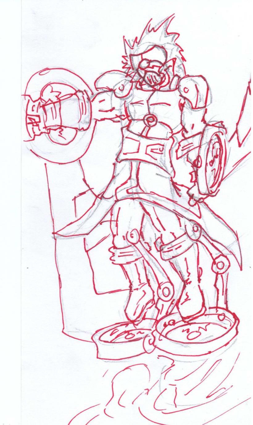 varios dibujos a boli 10