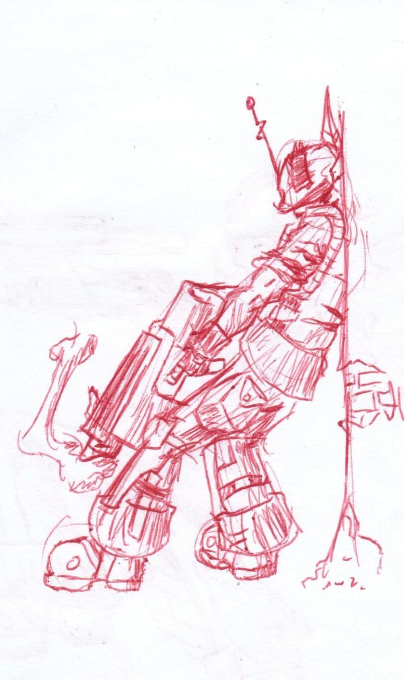 varios dibujos a boli 6