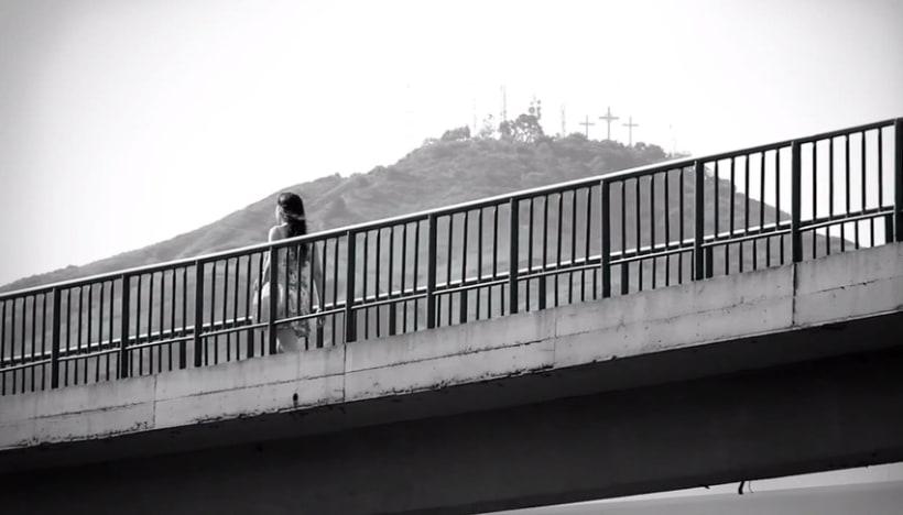 """Vídeo Clip """"Eso que fuimos nos sigue"""" 3"""