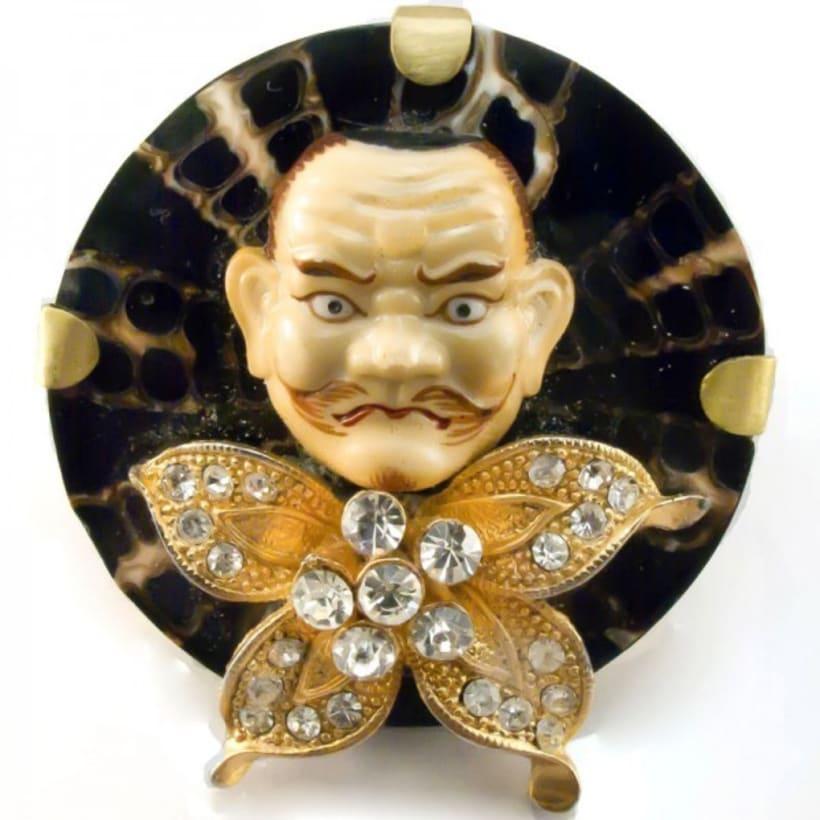 Serie anillos Geisha 4