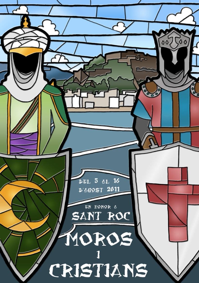Moros y Cristianos 2011 Dénia  1