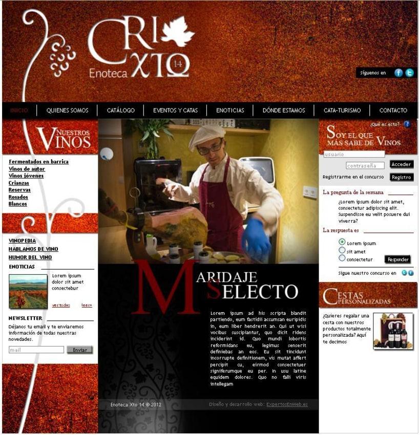 Vinoteca Crixto14 1
