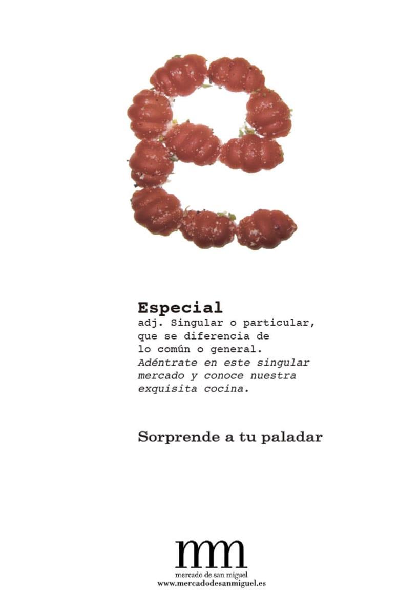 Cartel tipografía 7