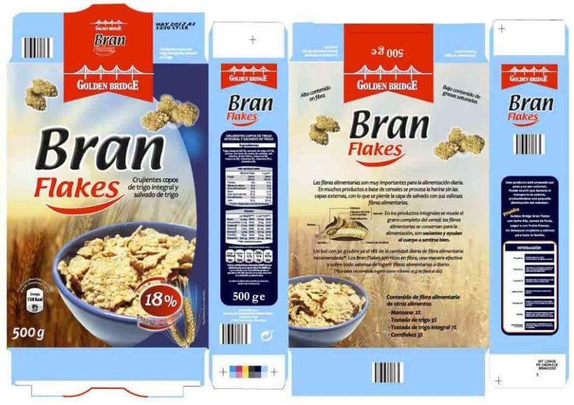 Reproducción de envase de cereales 2