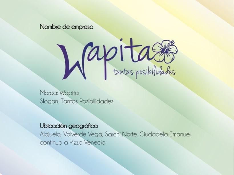WAPITA ...  4