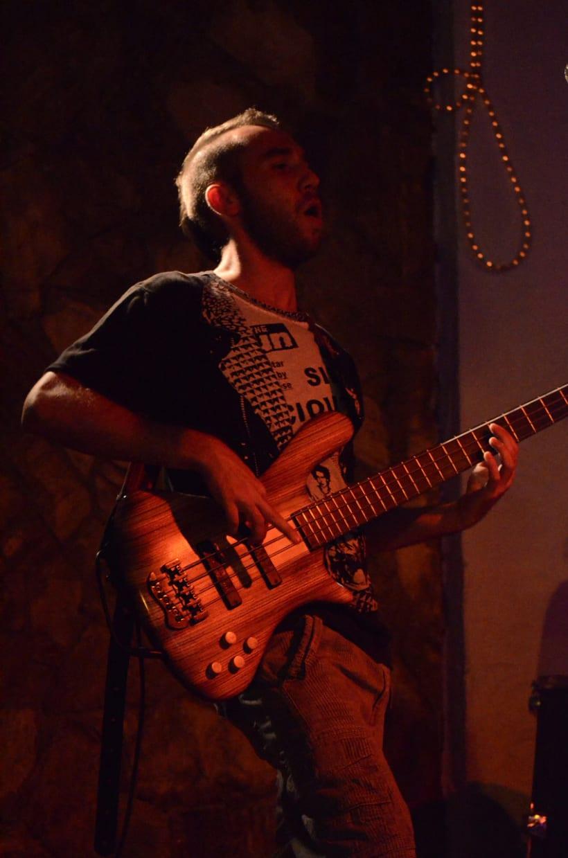 Concierto de Juanito Piquete en Palamós 7