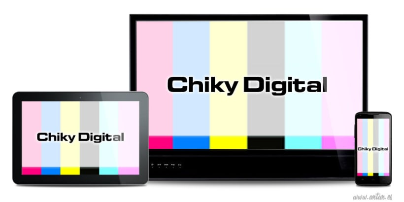 Chiky Digital 1
