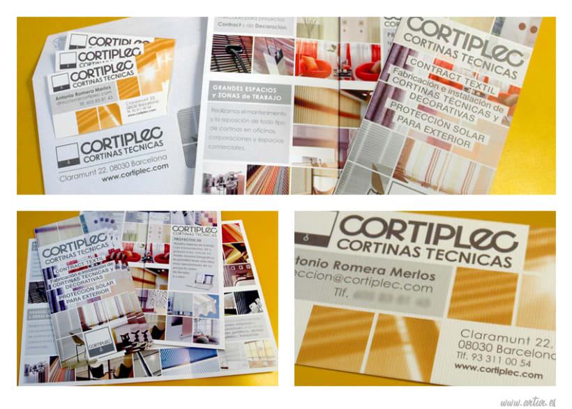 CORTIPLEC Cortinas Técnicas 9