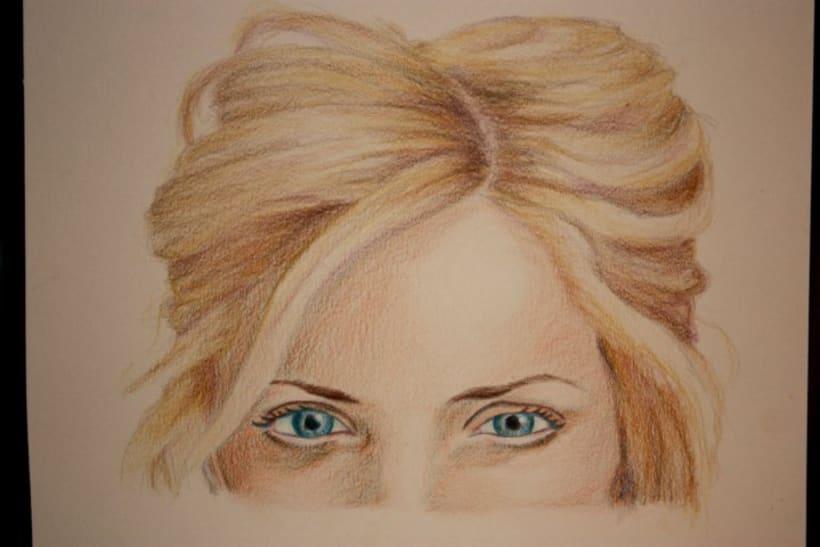 Ilustraciones acuarela, lápiz y acrílico 3