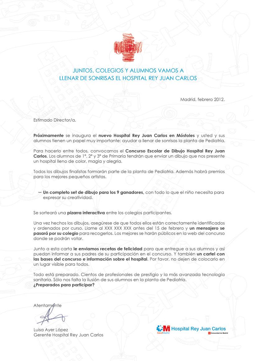 Web y Mailing Hospital Rey Juan Carlos 13