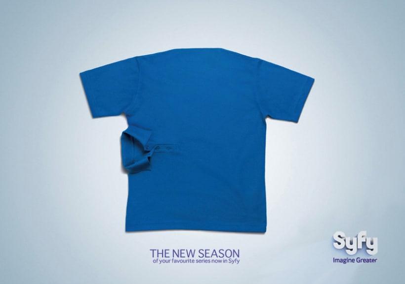 Syfy Nueva Temporada 1