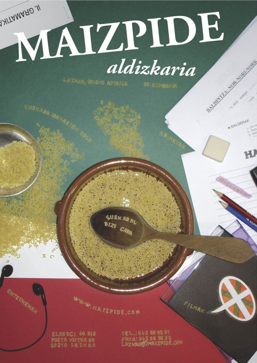 revista Maizpide 2012 1