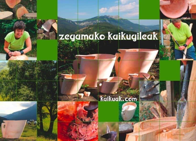 pancarta para taller Zegamako Kaikugileak 1