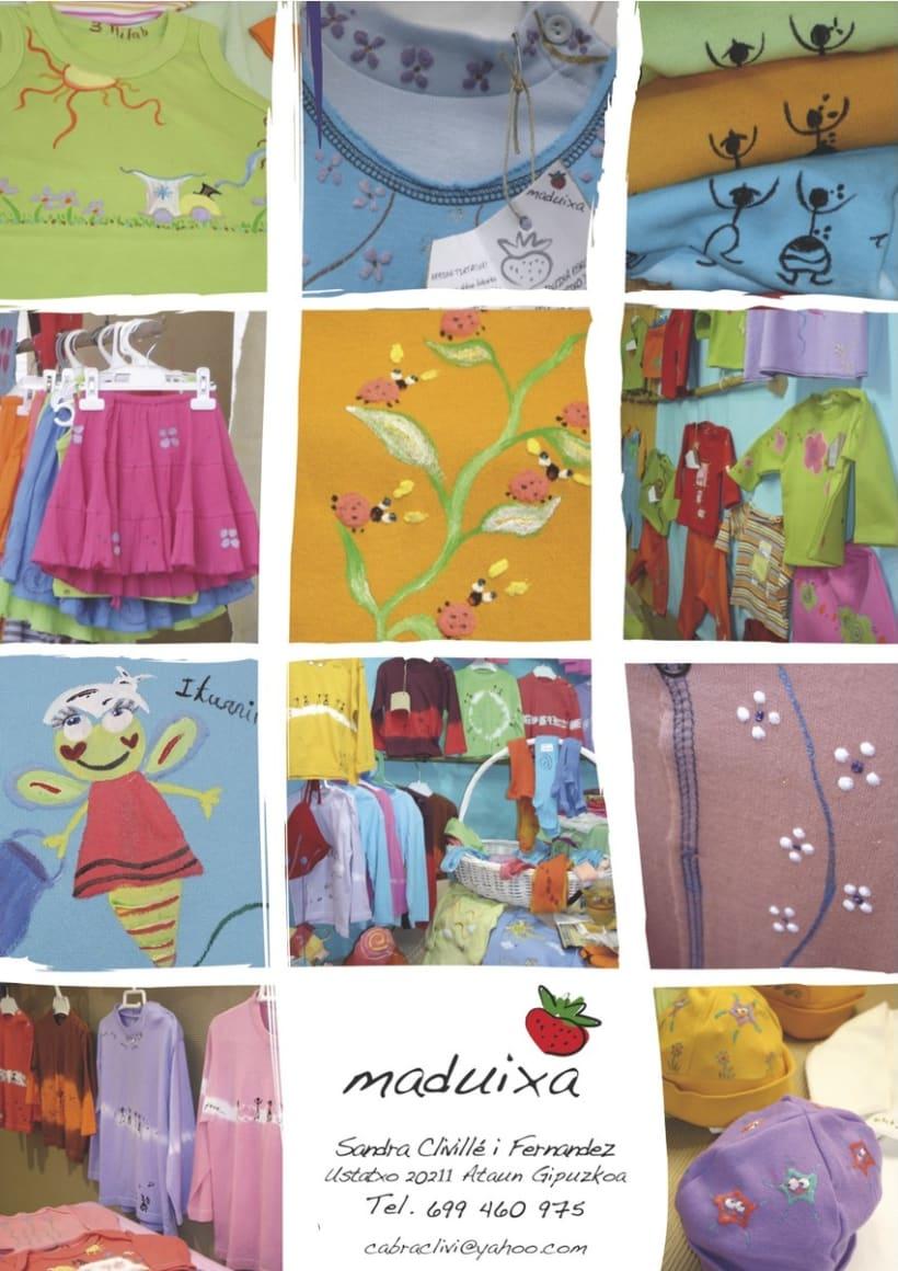 catálogo taller textil Maduixa 2