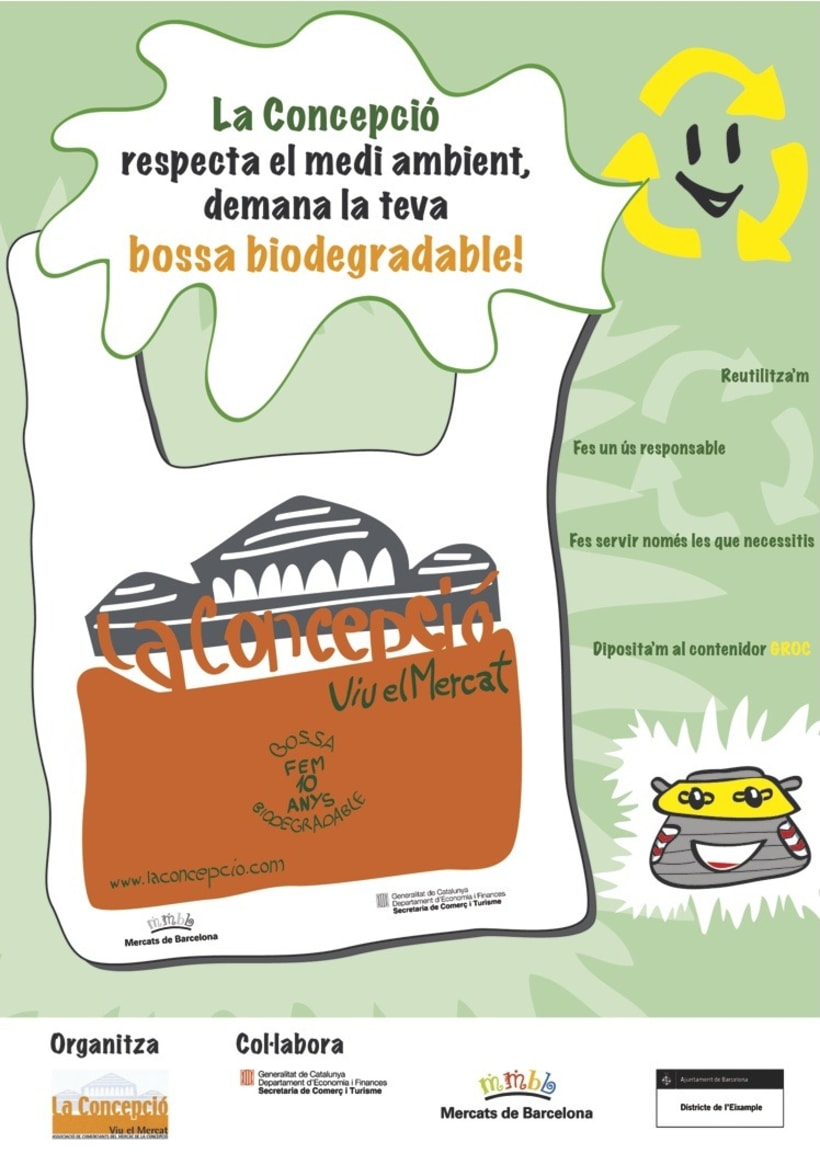 carteles ilustración publicitaria 3