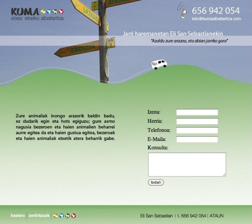 web Kuma Albaitaritza 4