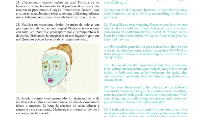 carpe diem (illustrations)–Ruby Star, Issue 2 6