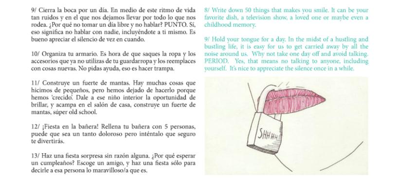 carpe diem (illustrations)–Ruby Star, Issue 2 5