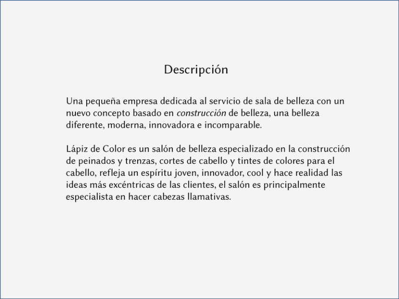 Lápiz de Color 4