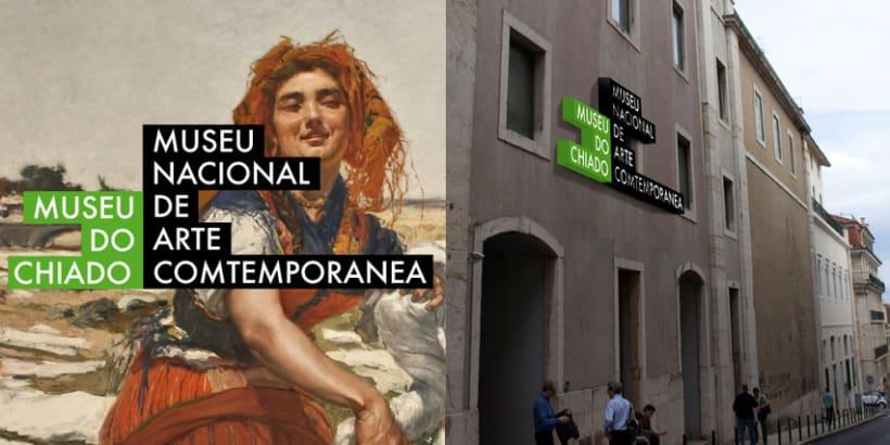 Rediseño Museo do Chiado 8