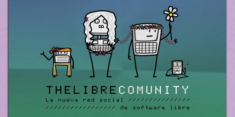 Libre Comunity 4