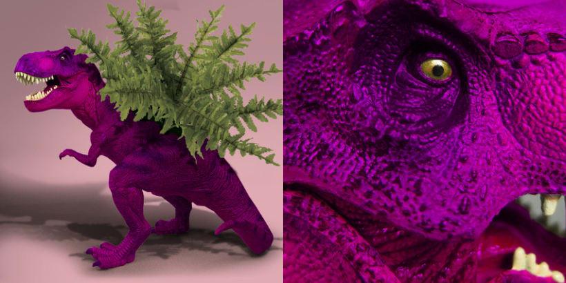 the Dino Plantaurio 3
