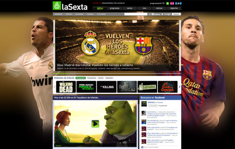 laSexta.com 5