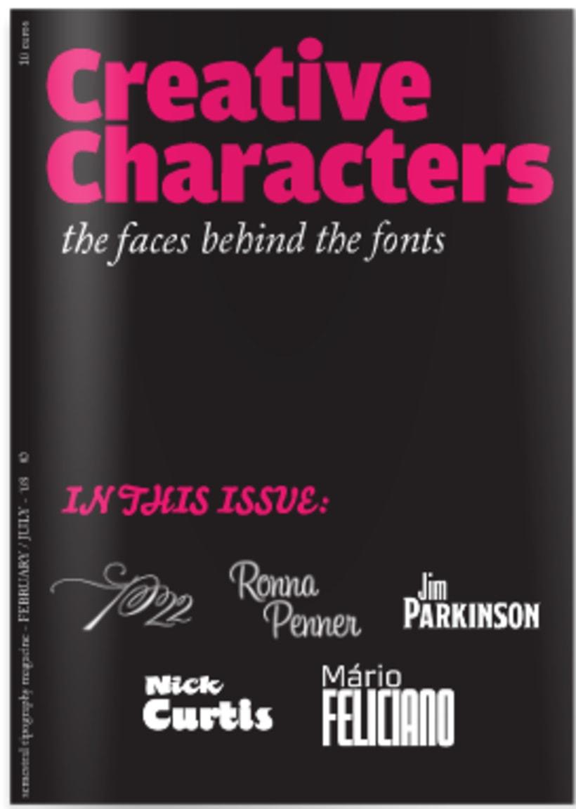 Creative Characters 2