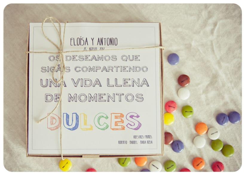 Momentos dulces - E&A 2