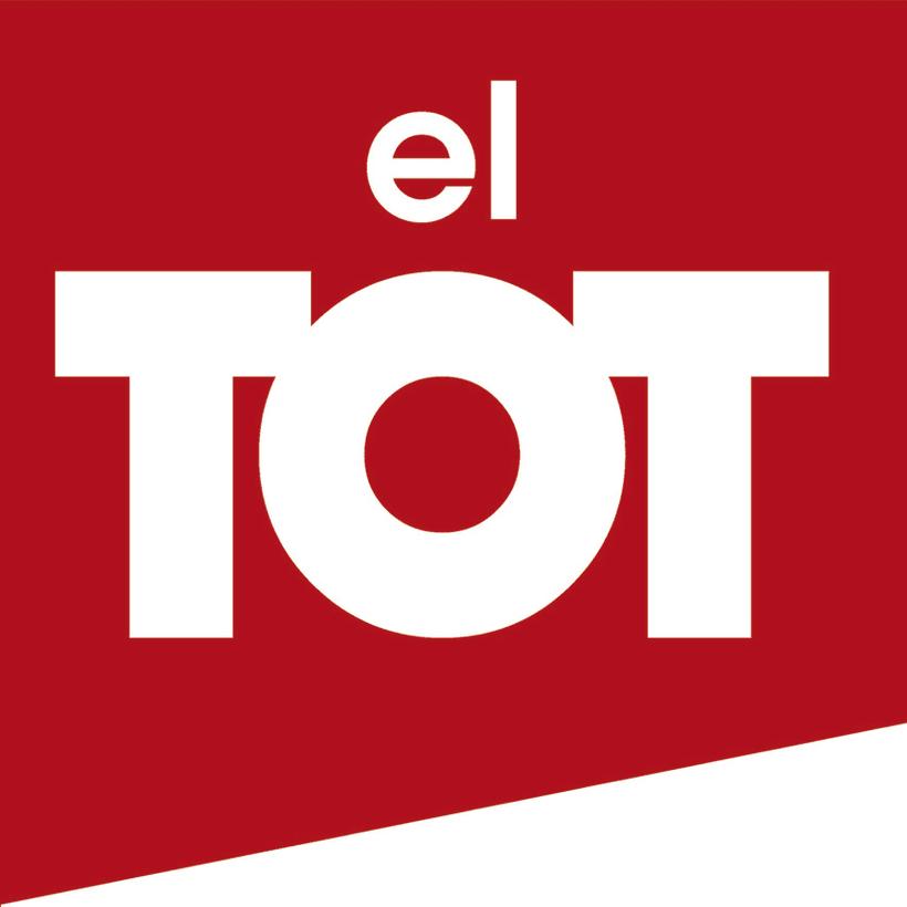 Rediseño logotipo TOT Badalona 1