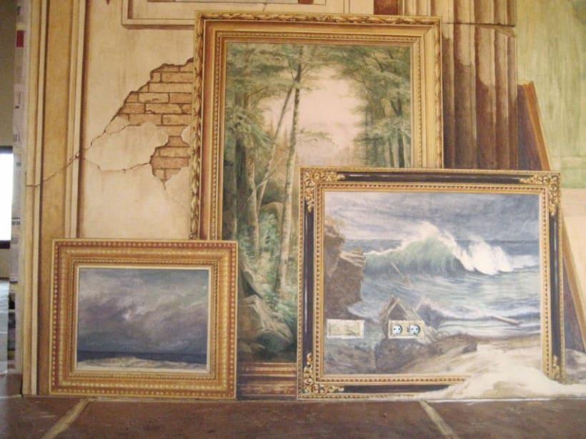 Mural en casa particular 4