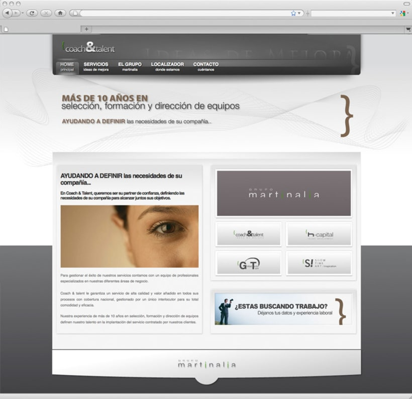 Web's Grupo Martinalia 2