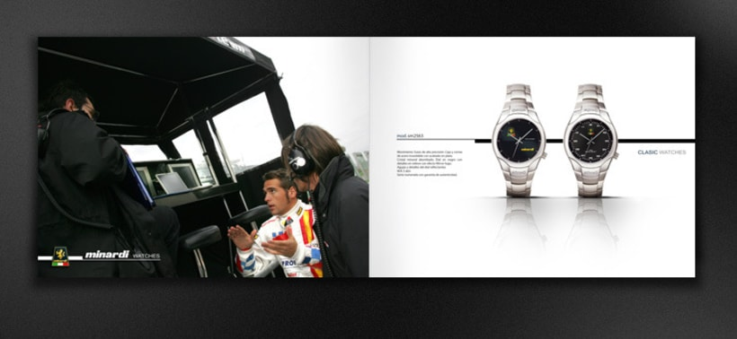 Catalogo Minardi Watches 4