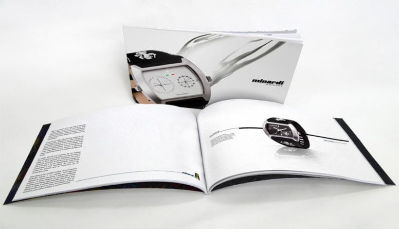 Catalogo Minardi Watches 1
