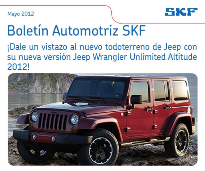 SKF Perú Automotriz  4