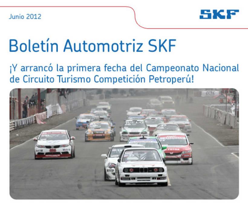 SKF Perú Automotriz  9