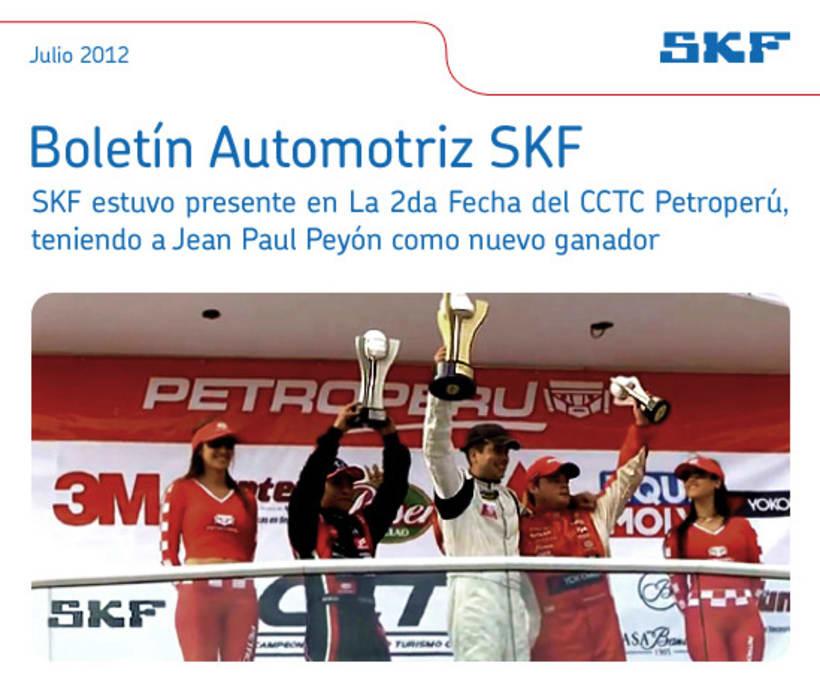 SKF Perú Automotriz  12