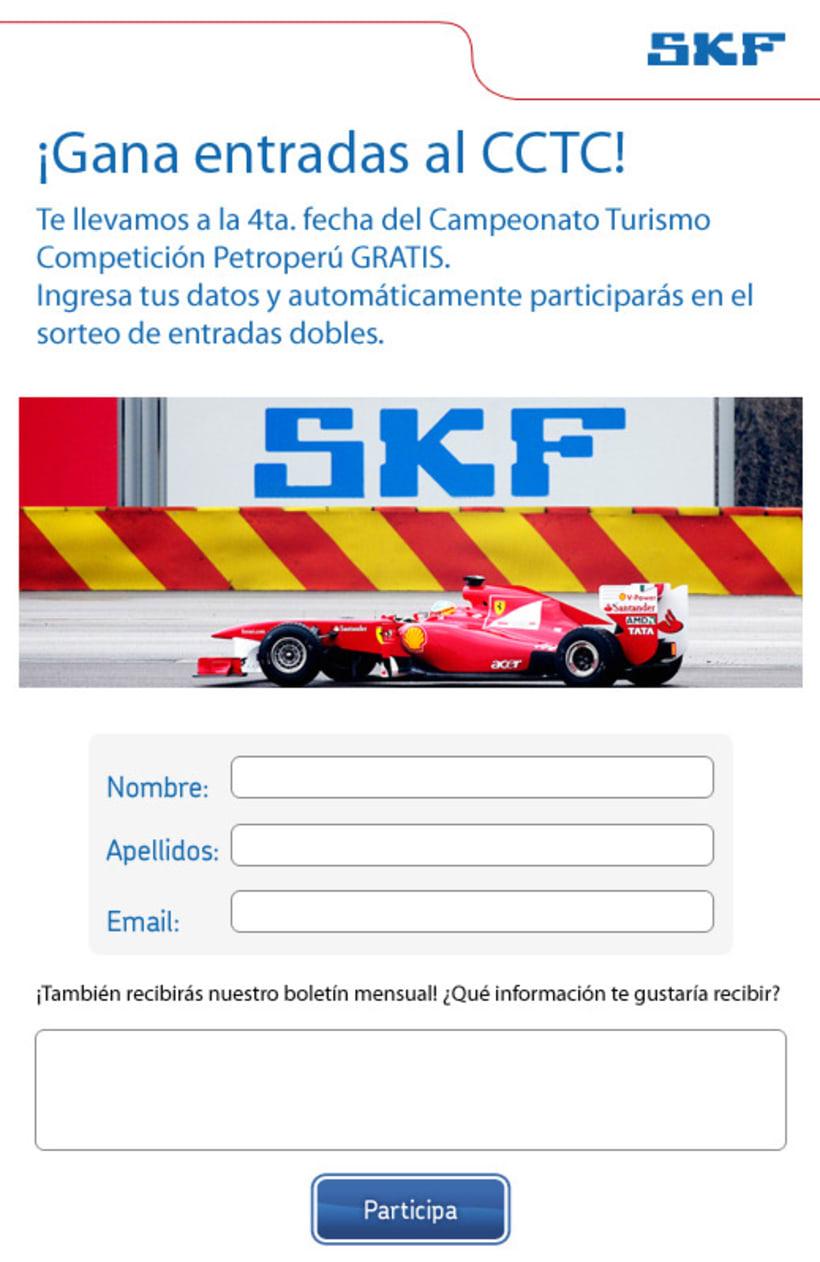 SKF Perú Automotriz  15