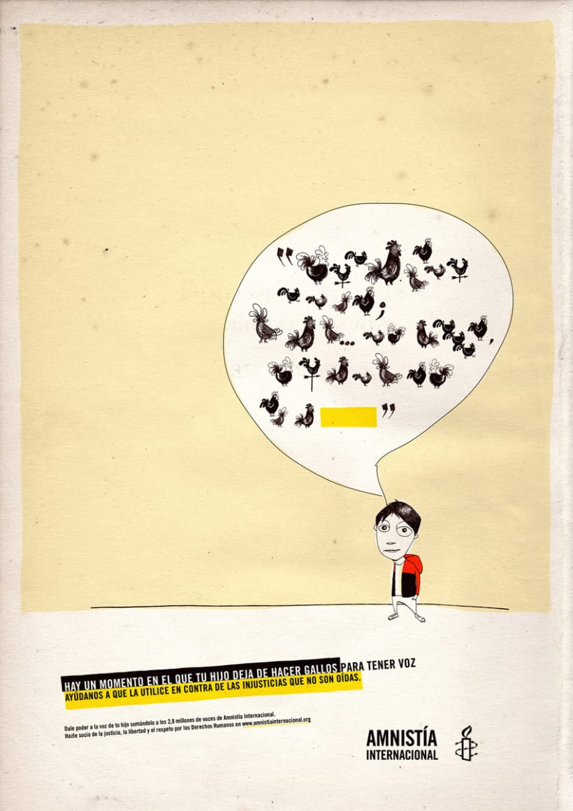 Amnistía Internacional 1