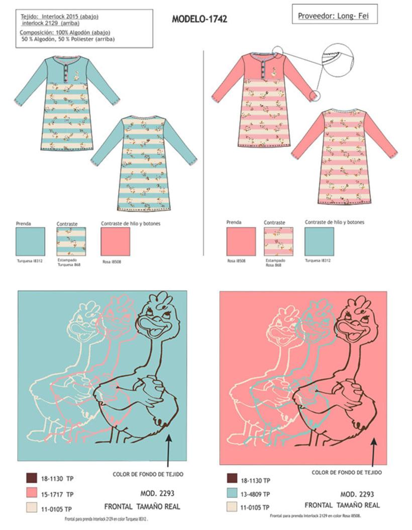 Diseño de estampados y Creatividades  5
