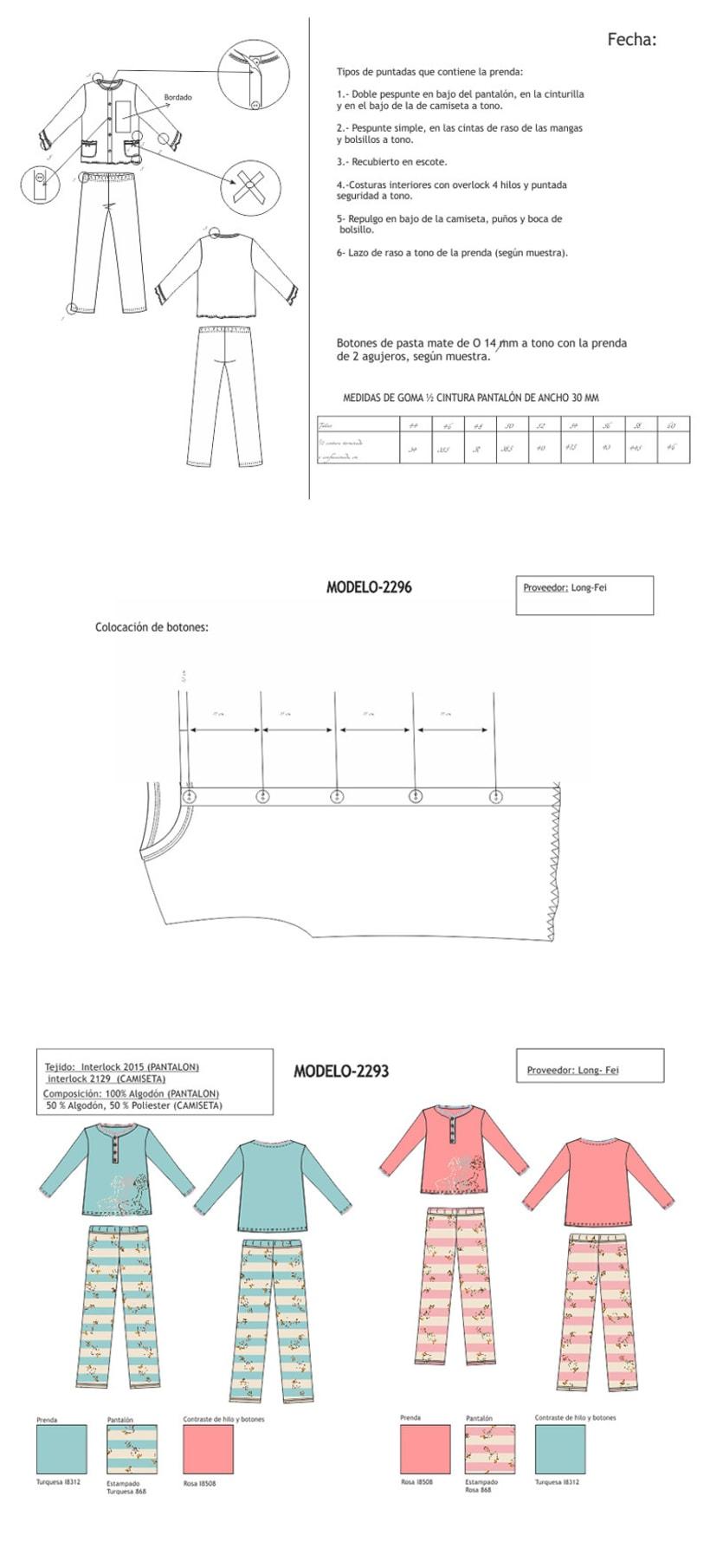 Diseño de estampados y Creatividades  4